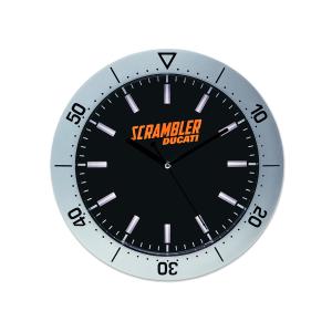 Настенные часы Ducati Compass Scrambler
