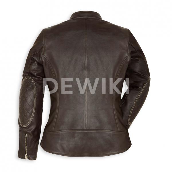 Женская кожаная куртка Ducati Sebring Scrambler