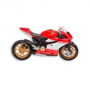 Модель Superleggera Ducati в масштабе 1:18