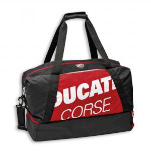 Спортивная сумка Ducati Corse Freetime, 60x30x25 см