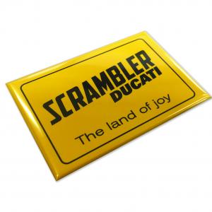 Магнит The Land of Joy Scrambler