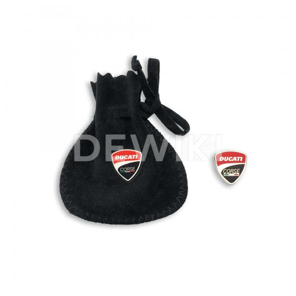 Драгоценная булавка Ducati Corse