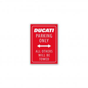 Парковочный магнит Ducati