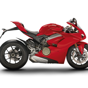 Коллекционная модель Ducati Panigale V4 в масштабе 1:18