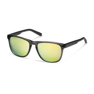 Солнцезащитные очки Audi quattro, anthracite/yellow