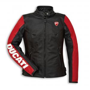 Ducati Company C3 Женская кожаная куртка