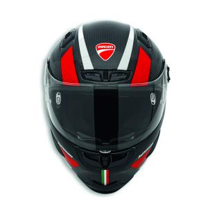 Мотошлем Ducati Speed Evo, Black