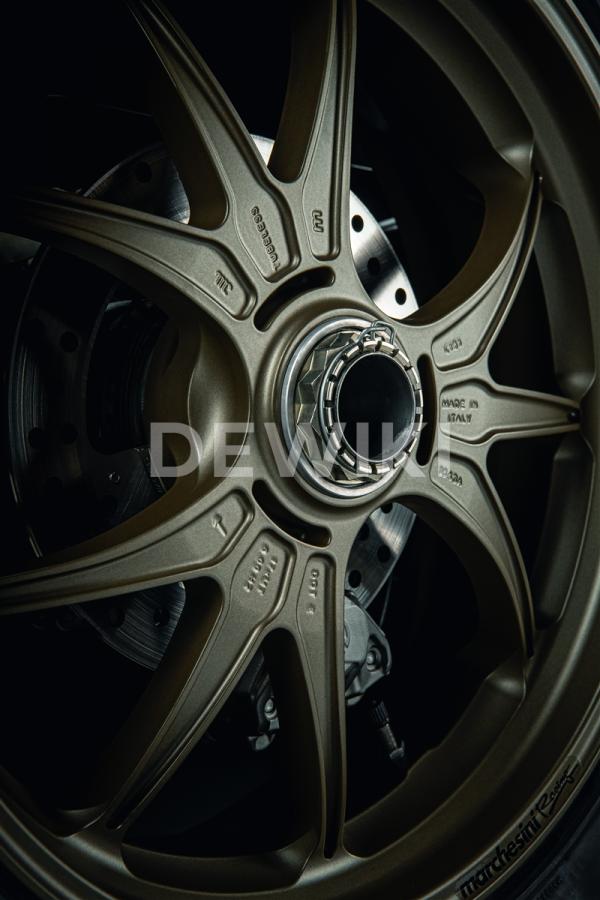 Диски из магния Ducati 1299 / Panigale V4 / Streetfighter V4