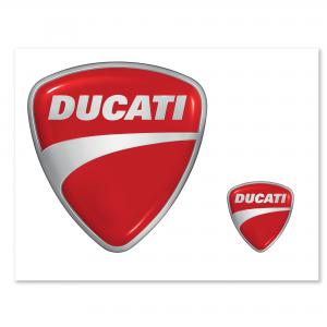 Наклейка Ducati