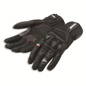 Мотоперчатки Ducati City C2, Black