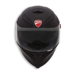 Мотошлем Ducati Dark Rider V2, Black