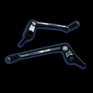 Комплект рычага заднего тормоза и рычага переключения передач Ducati XDiavel