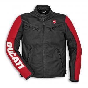 Кожаная куртка Ducati Company C3