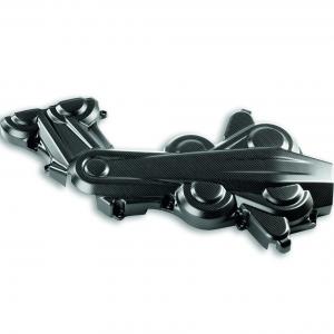 Карбоновый кожух ремня Ducati Multistrada 1200 / Enduro
