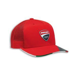 Ducati Corse GP Team Replica 19 Красная кепка
