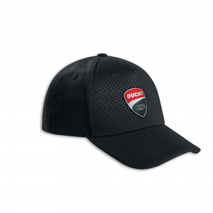 Бейсболка Total Black Ducati Corse