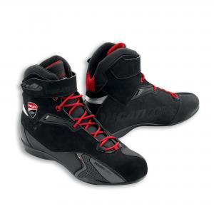 Низкие мотоботы Ducati Corse City, унисекс