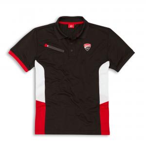 Рубашка-поло с короткими рукавами Power Ducati Corse