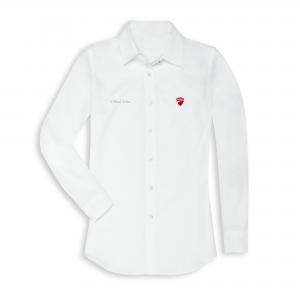 Рубашка Униформа дилера, для женщин