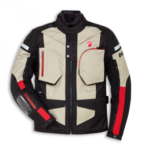 Мужская текстильная мотокуртка Ducati Atacama C1