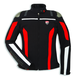 Куртка женская Ducati Corse tex C4 из ткани