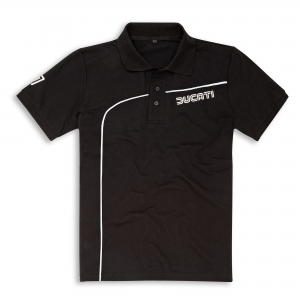 Рубашка-поло с короткими рукавами Historical 77