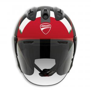 Мотошлем Ducati D-Attitude, Black/Red