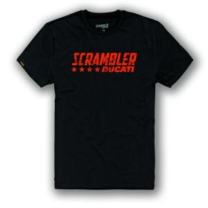Мужская футболка Black Flip Ducati