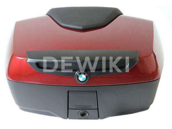 Туристический центральный кофр BMW K 1600 GT 2010-2018 год, Mars Red Metallic
