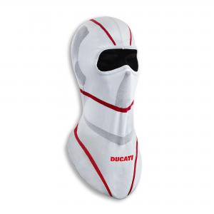 Балаклава Cool Down Ducati, White