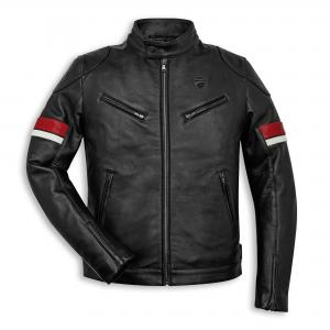 Кожаная куртка Ducati Urban Stripes