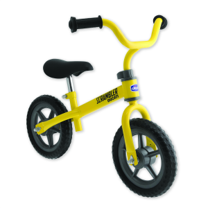 Детский велосипед Ducati Scrambler, Yellow
