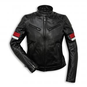 Кожаная куртка Ducati Urban Stripes Woman