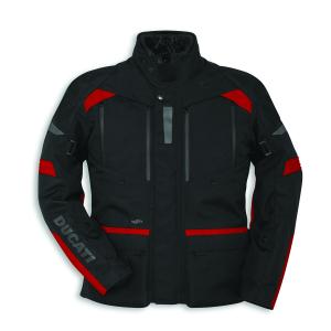 Мужская текстильная мотокуртка Ducati Tour C3