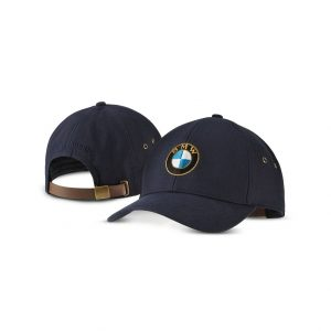 Бейсболка BMW Classic Cap, Dark Blue