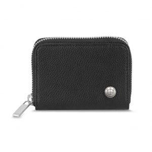 Кожаный кошелек BMW, Black