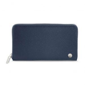 Женское кожаное портмоне BMW Wallet, Blue