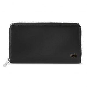 Кожаное портмоне BMW M Wallet, Black