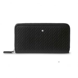Кожаное портмоне BMW Montblanc, Black