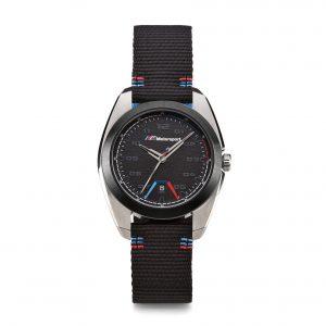 Мужские наручные часы BMW M Motorsport, Black/Silver