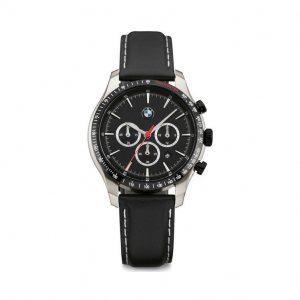 Мужской хронограф BMW, Black/Silver