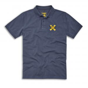Рубашка-поло с коротким рукавом Born Free, для мужчин