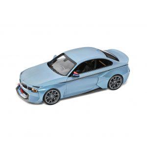 Миниатюрная  модель BMW 2002 Hommage, Ice Blue, масштаб 1:18