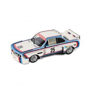 Миниатюрная  модель BMW 3.0 CSL 25, масштаб 1:18