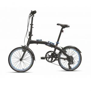 Складной велосипед BMW , Black/Blue