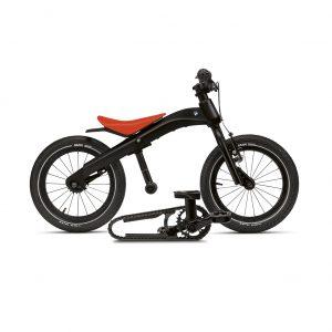Детский велосипед беговел BMW, Black/Orange