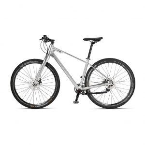 Велосипед BMW Cruise Bike, Glossy Silver