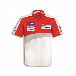Рубашка с коротким рукавом GP Team Replica 16 Ducati Corse