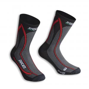 Термоноски Ducati Cool Down, Black