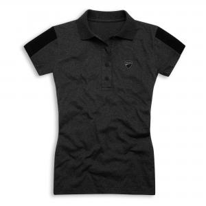 Женская рубашка-поло с коротким рукавом Ducati Reflex Attitude